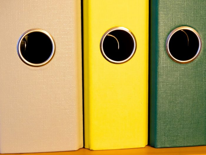 請求書や見積書等の保存方法